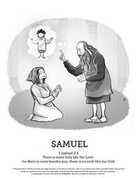 Small Picture Book of 1 Samuel coloring page Bible Coloring Pages Pinterest