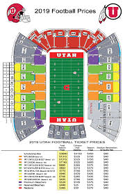 University Of Oregon Football Stadium Seating Chart Football Utah Tickets