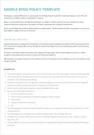 Business Procedure Template Business Policies And Procedures