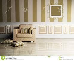 interior design living room classic. Classic Interior Design Of Living Room Stock Photo ~