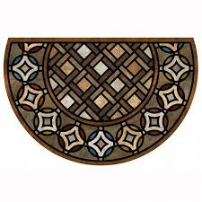 exterior extra large outside door mats green door mat half circle outdoor rugs doormat es semi circle doormat