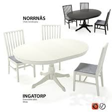 table and chairs ikea ingatorp