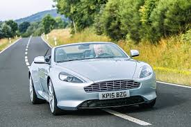 Aston Martin Db9 Gt Roadster Fahrbericht Bilder Autobild De