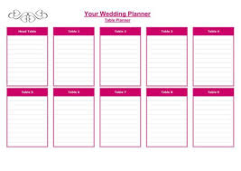 Wedding Planner Excel Spreadsheet Wedding Planner Budget Tracker Wedding Budget Day Guests Evening Guests Table Seating Plan