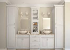 bathroom cabinets and vanities. Plain And Dakota White PreAssembled Kitchen Cabinets With Bathroom And Vanities F
