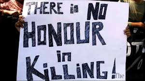 statement for honor killings thesis statement for honor killings