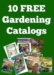 10 free gardening catalogs it s time to get some inspiration for the spring gardening catalogs are always packed with great information tips and ideas