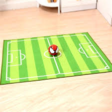 soccer field area rugs football field rug amazing kids football rug with regard to football field soccer field area rugs