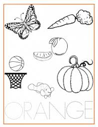 Small Picture Orange coloring pages funnycrafts