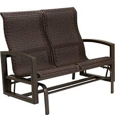 patio glider bench outstanding endearing furniture double gliders outdoor inside12