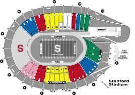 Stanford Stadium Parking Chart Gbpusdchart Com