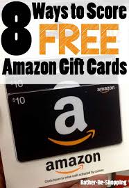 8 awesome ways to score free amazon gift cards