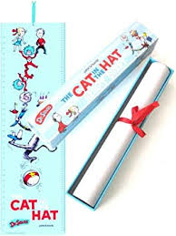 Roger La Borde Dr Seuss Cat In The Hat Height Chart