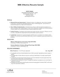 Examples Of Strong Resumes Strong Resume Samples Retail Manager Resume Strong Resume Examples
