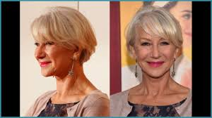 Short Haircuts For Women Over 60 With Glasses 319919 Short