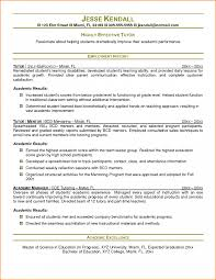Tutoring Resume Private Tutor Resume Sample Math Pdf En Sevte 13