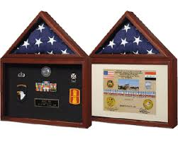 personalized flag display case.  Personalized Memorial Case  For Personalized Flag Display I