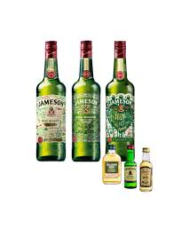 irish whiskey gift pack liquor