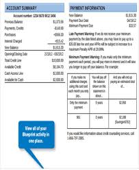 account statement templates 7 chase bank statement templates free premium templates