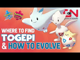 Pokemon Togepi Evolution Chart Where To Find Togepi Togetic How To Evolve Into Togekiss