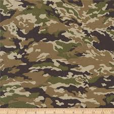 Camouflage Quilting Fabric | Shop Online at fabric.com & Kaufman Sevenberry Camouflage Mod Camo Earth Adamdwight.com