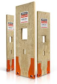 simpson strong wall wood shearwall