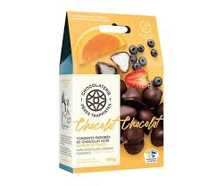 Maybe you would like to learn more about one of these? Fruit Flavoured Fondants Authentic Chocolate