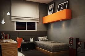 young man s bedroom design on behance
