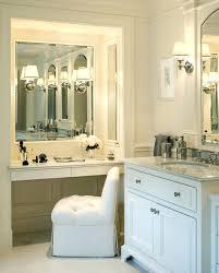 double vanity with makeup table. vanities:60 double sink vanity with makeup area dressing table