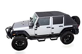 rage s 139935 trailview fold back soft top for 2007 2018 jeep wrangler