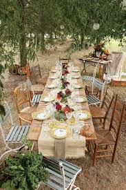 choosing the right outdoor tablecloth