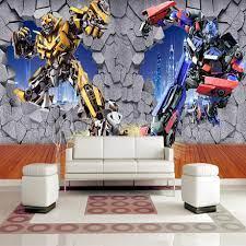 Beli Murah 3d Robot Wallpaper Lots ...