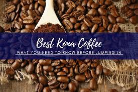 Kona hawaiian gold kona coffee, gourmet blend ground coffee, 10 ounce : The 10 Best Kona Coffee In 2020 Dustybuns
