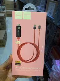 Cáp HDMI Hoco Ua4- Ua14 cho Iphone - VUA PHỤ KIỆN 168