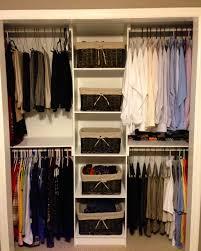 building bedroom closet ideas ana white simple closet organizer diy projects