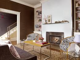 fireplace mantel shelf decor