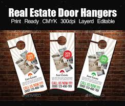 door hanger design real estate. Real Estate Door Hanger Template - Miscellaneous Events Design A