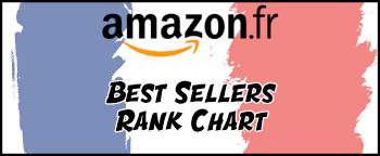 Amazon Best Seller Rank Chart French Bsr Chart Amazon Fr Flipamzn