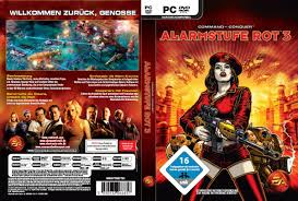 Command Conquer - Alarmstufe Rot (G) (Disc 1) (Allies