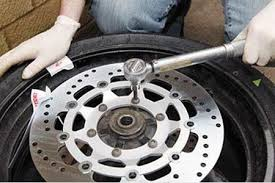 Motorcycle Brake Disc Minimum Thickness Chart How To Check Replace Brake Discs