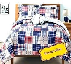 baseball comforter set bedding twin full size of reversible boys sets bedroom base sports home improvement