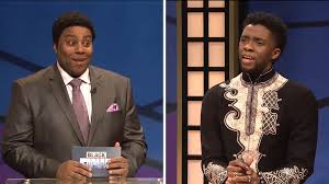 Maybe you would like to learn more about one of these? Chadwick Boseman Explains That Snl Potato Salad Joke Variety