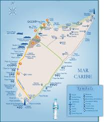 cozumel tourist attractions map