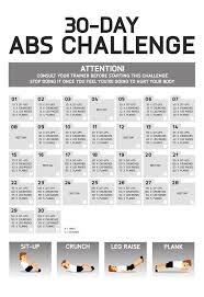 The Ultimate 30 Day Abs Challenge Youniversitytv