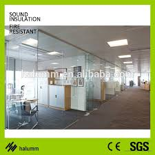 glass office dividers glass. Glass Pvc Office Partition Divider Wall For Bank / Sell Frameless Laminated System - Buy Dividers