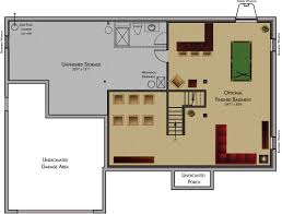 Most Interesting House Plans With Finished Basement Modest Design - House with basement plans