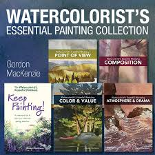 watercolorist s essential painting digital collection