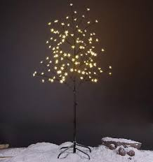 Details About Flower Tree Lamp Standing Led Tree Winter