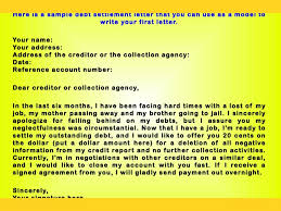 how to negotiate an offer letter how to write a convincing debt negotiation letter