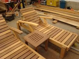 outdoor lounge chair by vanisle